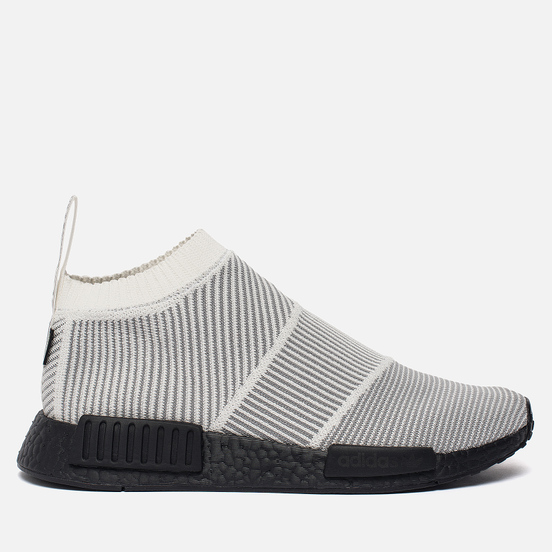 Кроссовки adidas Originals NMD City Sock 1 Gore-Tex Primeknit White/White/Core Black