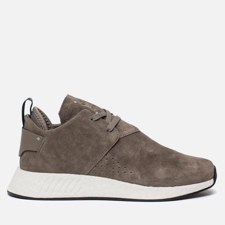Кроссовки adidas Originals NMD City Sock 2 Suede Pack Simple Brown/Simple Brown/Core Black