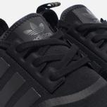 Кроссовки adidas Originals NMD R1 Cargo Pack Black/White фото- 3