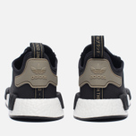 Кроссовки adidas Originals NMD R1 Cargo Pack Black/White фото- 5