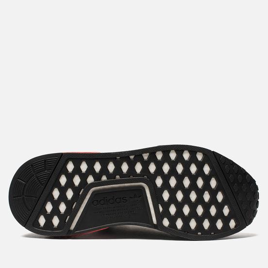 Кроссовки adidas Originals NMD R1 Core Black/Core Black/Lush Red