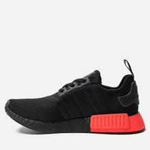 Кроссовки adidas Originals NMD_R1 Core Black/Core Black/Solar Red фото- 1
