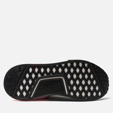 Кроссовки adidas Originals NMD_R1 Core Black/Core Black/Solar Red фото- 4