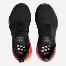 Кроссовки adidas Originals NMD_R1 Core Black/Core Black/Solar Red фото- 5