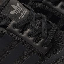 Кроссовки adidas Originals NMD_R1 Core Black/Core Black/Solar Red фото- 6