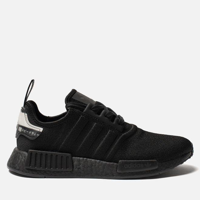 Кроссовки adidas Originals NMD_R1 Core Black/Core Black/White