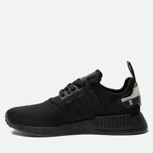 Кроссовки adidas Originals NMD_R1 Core Black/Core Black/White фото- 1