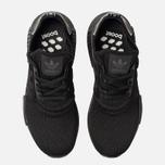 Кроссовки adidas Originals NMD_R1 Core Black/Core Black/White фото- 5