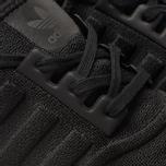 Кроссовки adidas Originals NMD_R1 Core Black/Core Black/White фото- 6
