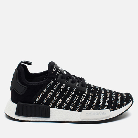 adidas Originals NMD R1 Core Sneakers Black/Running White