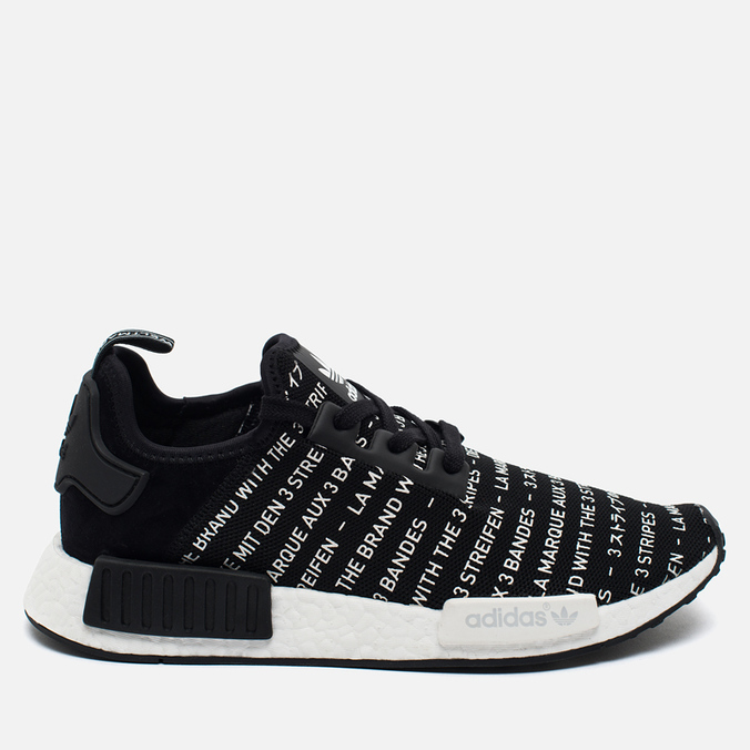 Кроссовки adidas Originals NMD R1 Core Black/Running White