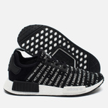 Кроссовки adidas Originals NMD R1 Core Black/Running White фото- 2