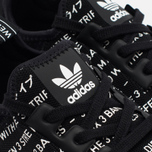 Кроссовки adidas Originals NMD R1 Core Black/Running White фото- 5