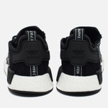 Кроссовки adidas Originals NMD R1 Core Black/Running White фото- 3