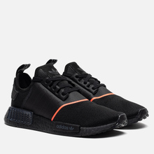 Кроссовки adidas Originals NMD_R1 Core Black/Solar Red фото- 0