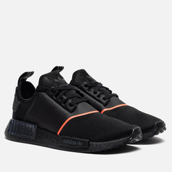 Кроссовки adidas Originals NMD_R1 Core Black/Solar Red