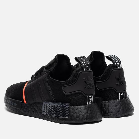 Кроссовки adidas Originals NMD_R1 Core Black/Solar Red