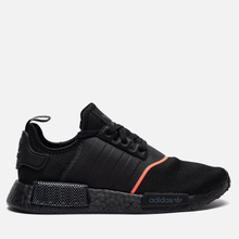 Кроссовки adidas Originals NMD_R1 Core Black/Solar Red фото- 3