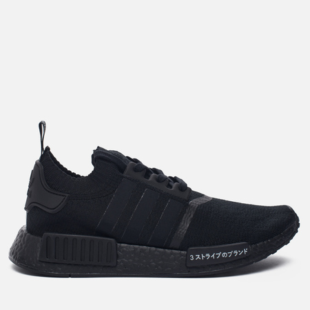 Кроссовки adidas Originals NMD R1 Japan Pack Triple Black