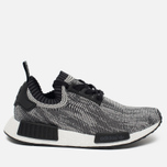 adidas Originals NMD R1 Primeknit Sneakers Core Black/White photo- 0