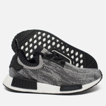 adidas Originals NMD R1 Primeknit Sneakers Core Black/White photo- 2