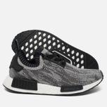 Кроссовки adidas Originals NMD R1 Primeknit Core Black/White фото- 2