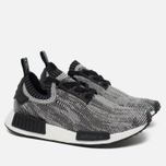 adidas Originals NMD R1 Primeknit Sneakers Core Black/White photo- 1