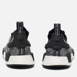 adidas Originals NMD R1 Primeknit Sneakers Core Black/White photo- 4