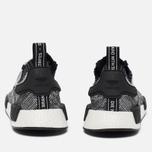 Кроссовки adidas Originals NMD R1 Primeknit Core Black/White фото- 4