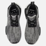 Кроссовки adidas Originals NMD R1 Primeknit Core Black/White фото- 3