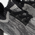 Кроссовки adidas Originals NMD R1 Primeknit Core Black/White фото- 5