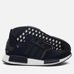 Кроссовки adidas Originals NMD R1 Primeknit Japan Pack Core Black/White фото- 2