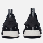 Кроссовки adidas Originals NMD R1 Primeknit Japan Pack Core Black/White фото- 3