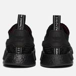Кроссовки adidas Originals NMD R1 Primeknit STLT Core Black/Utility Black/Solar Pink фото- 3