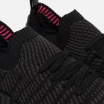 Кроссовки adidas Originals NMD R1 Primeknit STLT Core Black/Utility Black/Solar Pink фото- 5