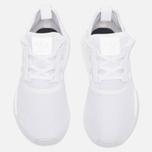 Кроссовки adidas Originals NMD R1 Reflective Triple White фото- 4