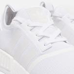 Кроссовки adidas Originals NMD R1 Reflective Triple White фото- 5