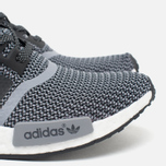 Кроссовки adidas Originals NMD R1 Runner Black/White/Clear Blue фото- 4
