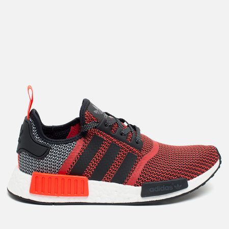 adidas Originals NMD R1 Runner Sneakers Lush Red/Core Black