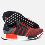 Кроссовки adidas Originals NMD R1 Runner Lush Red/Core Black фото- 2