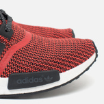 Кроссовки adidas Originals NMD R1 Runner Lush Red/Core Black фото- 4