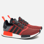 Кроссовки adidas Originals NMD R1 Runner Lush Red/Core Black фото- 1