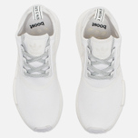 Кроссовки adidas Originals NMD R1 Triple White фото- 4