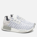 Кроссовки adidas Originals NMD R1 White/Chalk Solid/Grey фото- 1