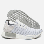 Кроссовки adidas Originals NMD R1 White/Chalk Solid/Grey фото- 2