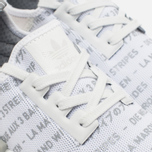Кроссовки adidas Originals NMD R1 White/Chalk Solid/Grey фото- 5