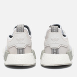 Кроссовки adidas Originals NMD R1 White/Chalk Solid/Grey фото- 3