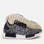 Кроссовки adidas Originals NMD R1 Primeknit Zebra Pack Core Black/White фото- 1