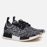 Кроссовки adidas Originals NMD R1 Primeknit Zebra Pack Core Black/White фото- 2