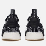 Кроссовки adidas Originals NMD R1 Primeknit Zebra Pack Core Black/White фото- 5